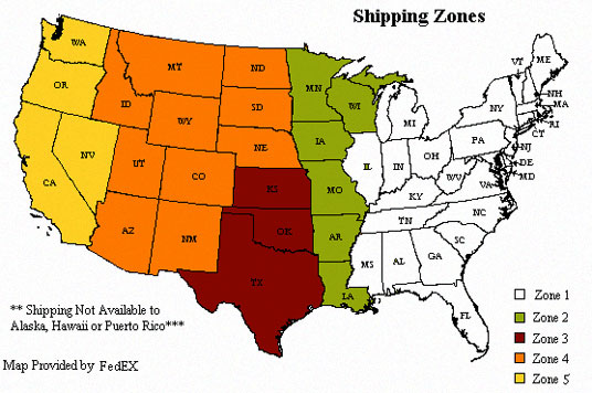 shipping-zones