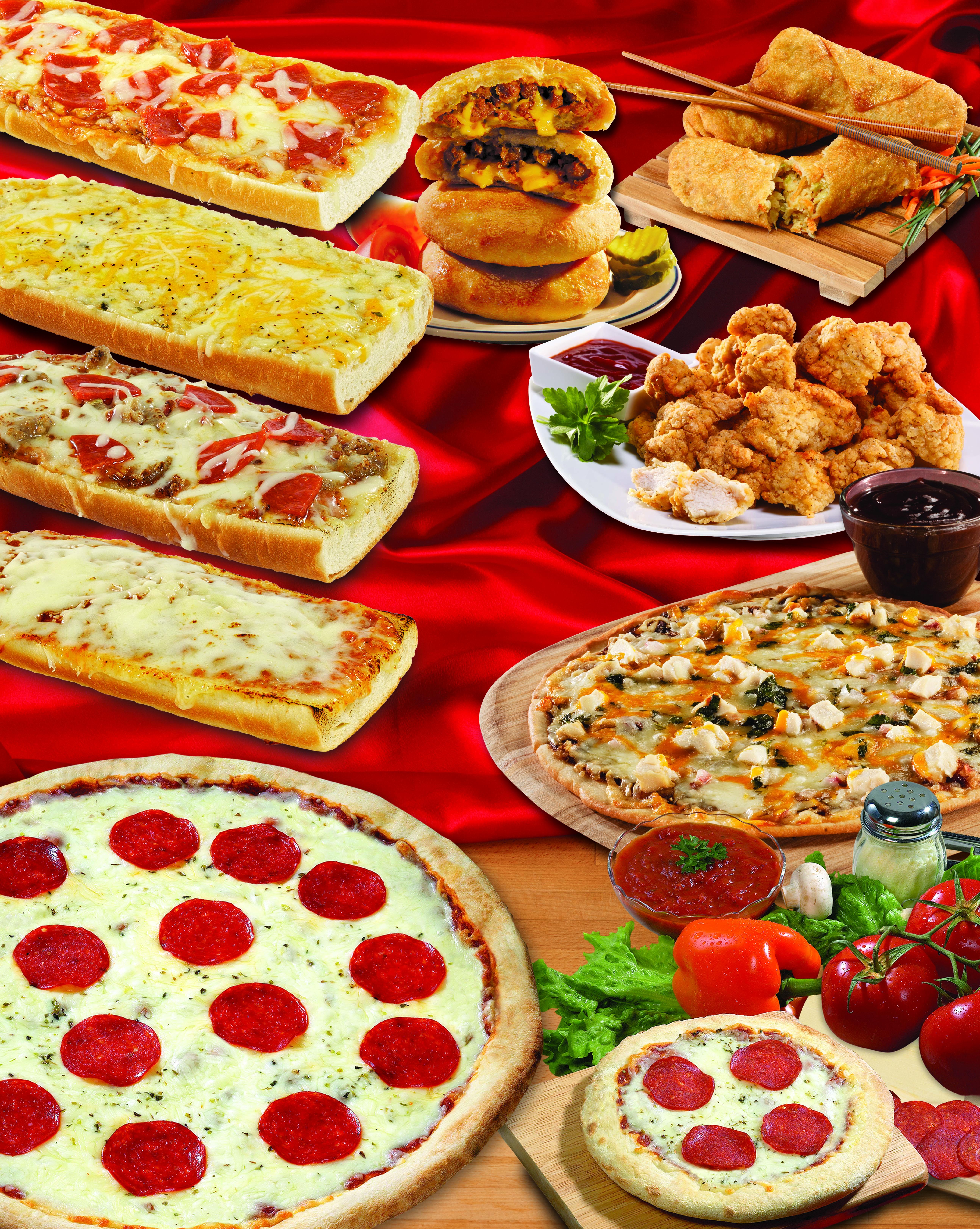 Pizza & More