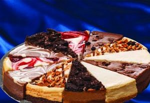 NEW! Variety Cheesecake 6 Flavor NEW