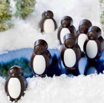 frosty min penguins