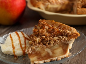 apple pie caramel