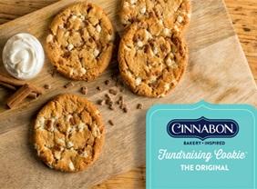 cinnabon cookie